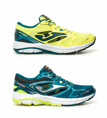 Joma - Baskets running Speed Plat Lacets Sport Synthétique Jeune Vert homme 8edf8713d98b