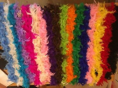 Feather Boa Burlesque 2Mts