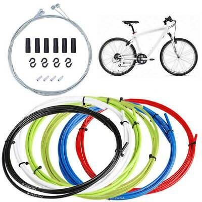 Universal Road MTB Bike Bicycle Cycling Brake Line Inner Cable/ Housing Hose Set