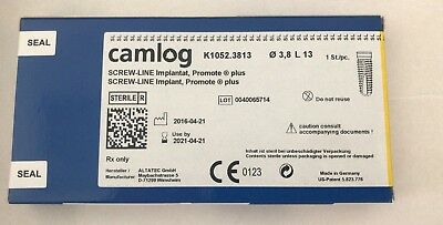 Camlog Implantat 3.8 L 13mm