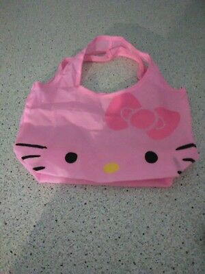 Hello Kitty Reusable Shopping Gift Bag Tote - Pre-Owned