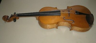 ANTIQUE VIOLIN by MATHIAS HEINICKE