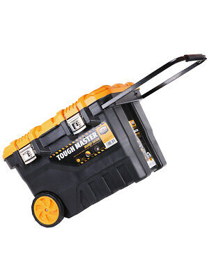 Tool Chest Tough Master Professional Mobile  28'' on Wheels With Tote Tray