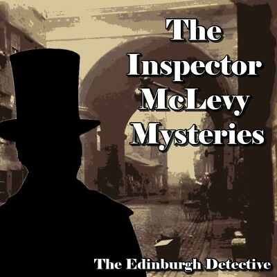 Inspector McLevy Mysteries -  The Edinburgh Detective - 49 Episodes - 3 MP3 CDs
