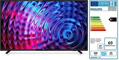 PHILIPS 43PFS5503 43 Zoll 108cm Full HD Pixel Plus LED TV Fernseher USB #1193032
