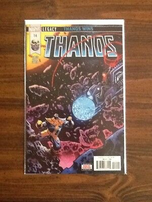 Thanos #14 VF/NM (2nd Appearance Cosmic Ghost Rider- 1st Printing).