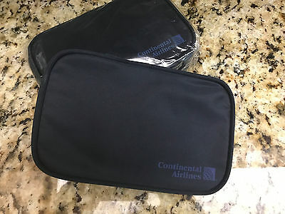 Continental Airlines Business First Ammenity Kit