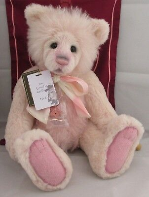 SPECIAL OFFER! Charlie Bears Isabelle Mohair Collection JOAN No 223/400 RRP £275