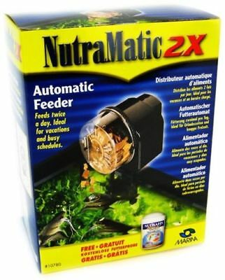 Nutrafin Nutramatic II Fish Food Feeder