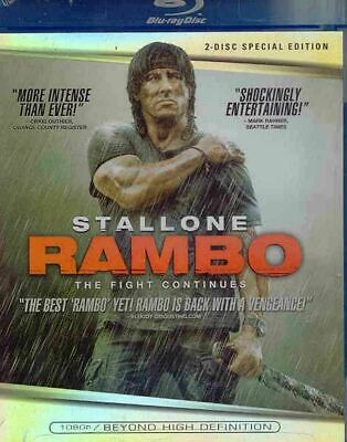 Rambo [Blu-ray] New and Factory Sealed!!