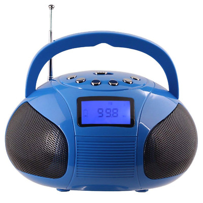 SE20 Mini Bluetooth MP3 Stereo System Portable Radio with Powerful Speaker NEW