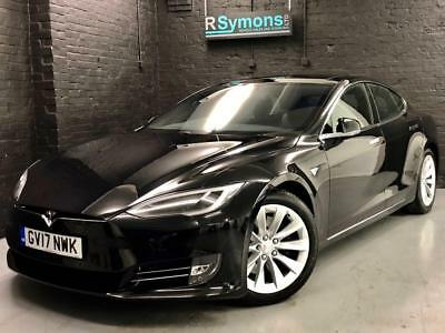 2017 Tesla Model S 100D - Long Range, Carbon Trim, Sub Zero, Premium