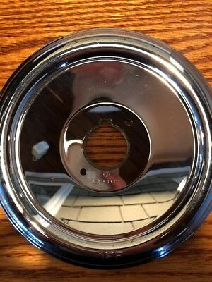 MOEN Shower Trim Single Handle Faceplate Cover Plate Replacement Chrome  Bathroom