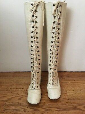 Vintage Go-Go boots 1960's