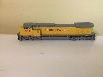 Athearn Un-Powered C44-9W Union Pacific Up Engine Locomotive Ho Scale Brand New