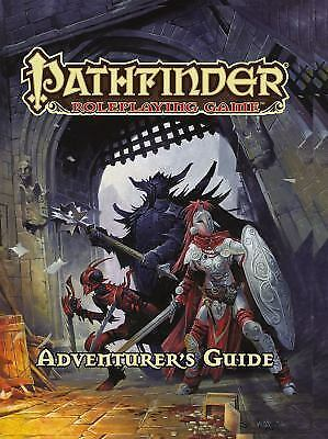 Pathfinder Roleplaying Game: Adventurer's Guide Staff, Paizo Hardcover