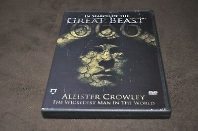 In Search Of The Great Beast 666 Aleister Crowley (DVD, 2009, Region All)