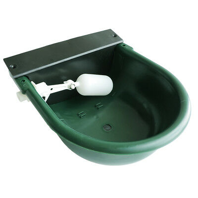 Water Trough Bowl Automatic Float For Dog Cat Sheep Horse Cattle Farm Animal