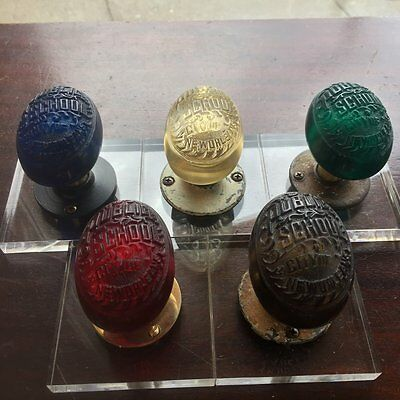 Public School City of New Orleans reproduction door knobs for mortise locks