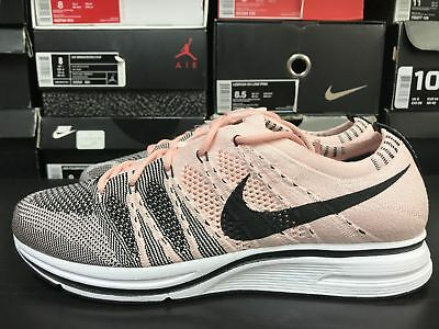 3ad06fb120d6 ... where to buy new nike flyknit trainer sunset tint black pink beach  ah8396 600 d1b1c d154f