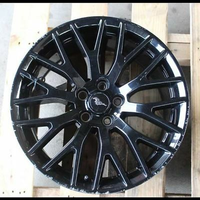2005 2017 ford mustang 20x10 gunmetal black mamba rear wheel rim