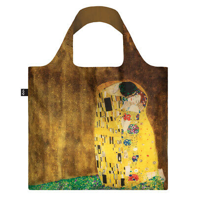 NEW LOQI Museum Collection The Kiss Reusable Bag