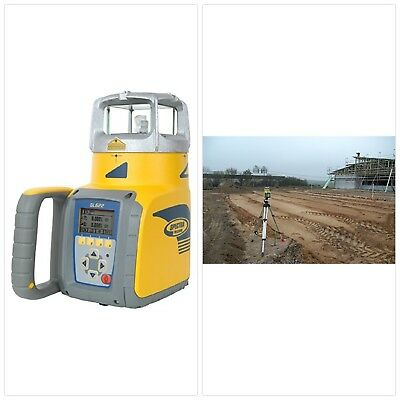 Spectra Precision Lasers/Trimble GL622N Dual-Slope Grade Laser with Hl760 Lasero