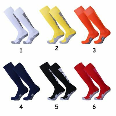 US Mens Long Athletic Over Knee Socks Football Soccer Sports Long Ankle Socks