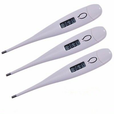 100x Waterproof Digital Baby Thermometer Child Body LCD Temperature Measurement