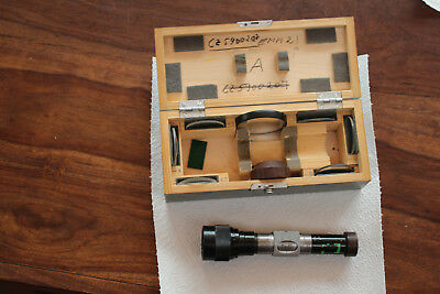 Carl Zeiss Jena Dioptrienfernrohr Dioptometer