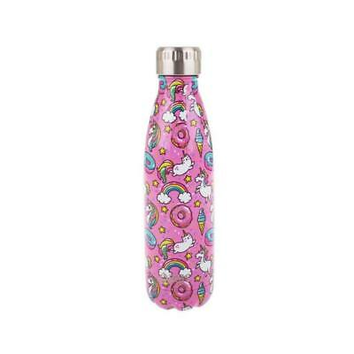 NEW Oasis Insulated Drink Bottle 500ml - Unicorn