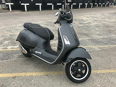 Vespa 300 GTS Supersport ABS