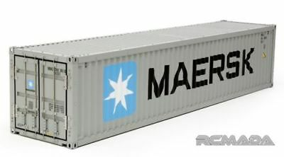 Tamiya 56516 1/14 RC Maersk 40-Foot Container for 1/14 Scale Container Set