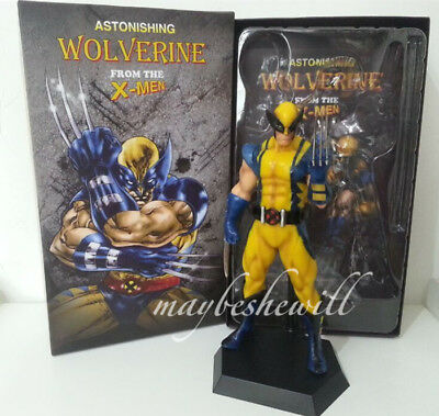 """Crazy Toys Wolverine X-MEN Astonishing Classic 12"""" Action Figure Logan TOY GIFT"""