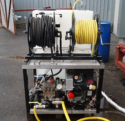 Jetter conversions jetter jetting pack (refurbed, serviced and pressure tested)