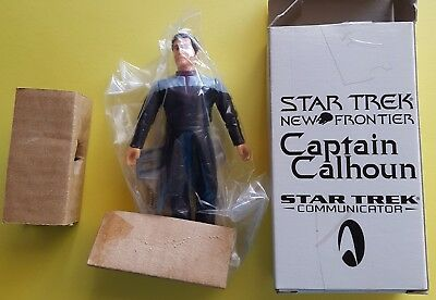 Star Trek Playmates - TNG Captain Calhoun (Fanclub Figur) #65670
