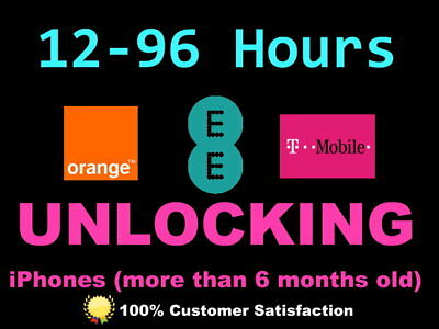 Unlocking Service Iphone X 10 Ee T-Mobile Uk Unlock Code