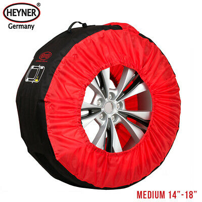 Single spare wheel tyre bag protective cover TRANSPORT safe seasonal STORAGE