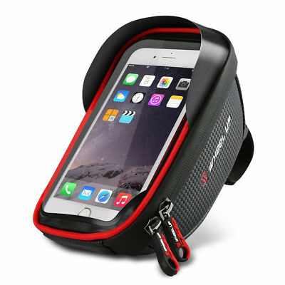 Motorcycle Bike Bicycle Phone GPS Bag Box Handlebar Mount Holder Waterproof Hot