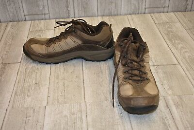 d2d6163369b NEW BALANCE 965 'Country Walker' Beige Nubuck Leather Hiking Shoes ...