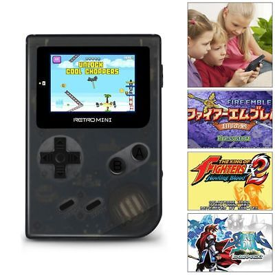 32 Bit Portable Handheld Game Console GBA Game Players Classic Games Retro Mini