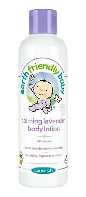 Earth Friendly Baby Lavender Body Lotion 250ml