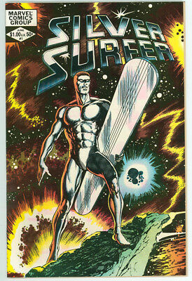 Silver Surfer #1 Marvel 1982