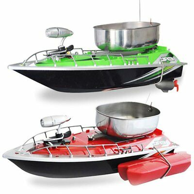 Smart Fishing Bait Boat Wireless Remote Control Bait Boat Ship Speedboat UP