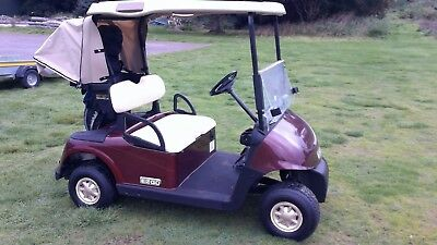 2012  Ez-Go  RXV  48volt  Golf Buggy.  Immaculate condition.