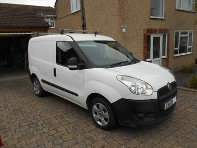 Fiat Doblo 1.3 Multijet Van. ( Very low mileage ).