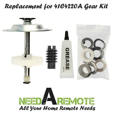 Replacement for 41C4220A Gear & Sprocket Assembly Kit Garage Door Opener