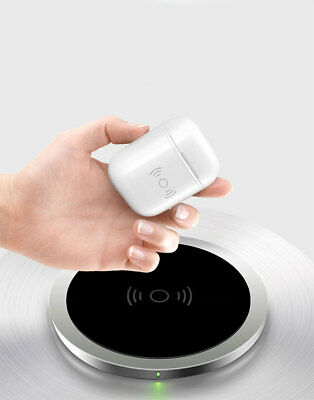 For Apple Airpods Charging Charger Case Box Portable Wireless Charger Case