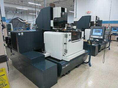 Makino SP-43 CNC Wire Type Electrical Discharge Machine