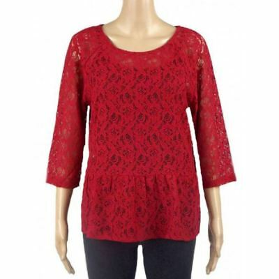 4 Items Wholesale Job Lot Ex Chainstore Floral Lace Tunic Blouse Tops Womens